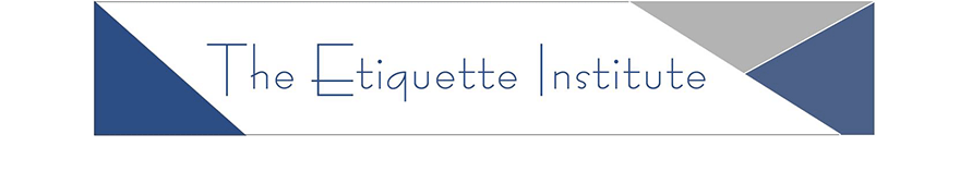 The Etiquette Institute logo